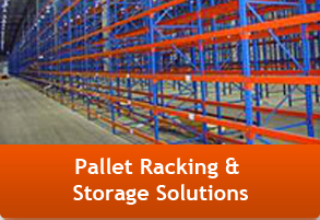 Pallet Racks and Storage Solutions