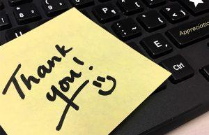 Thanking Employees - Blog