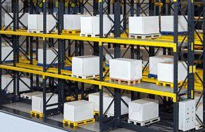movable shelf racks